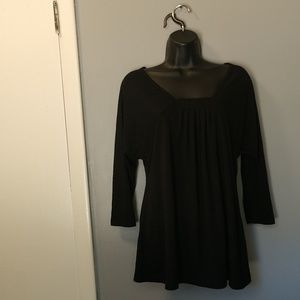 a.n.a Tops - Women's 3/4 sleeve top a.n.a brand loose fit